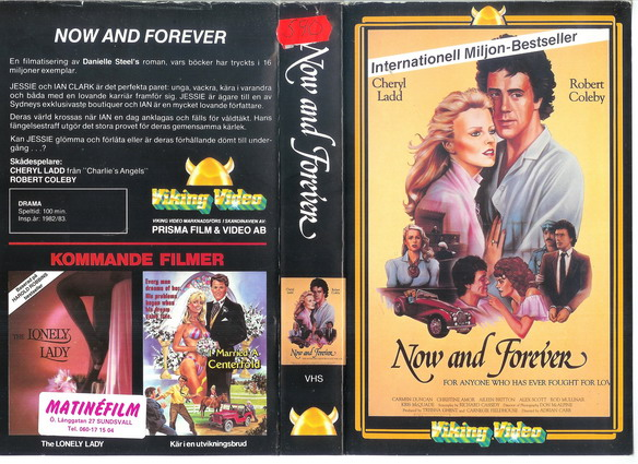 NOW AND FOREVER (VHS)