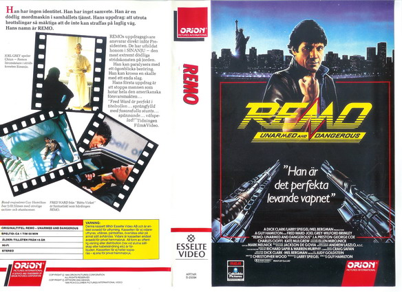 25094 REMO (VHS)