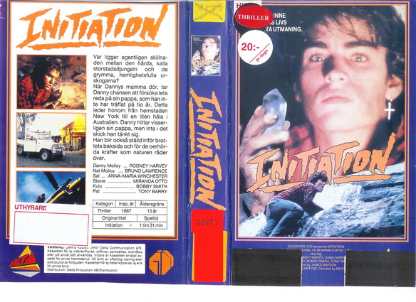 1113 INITIATION (VHS)