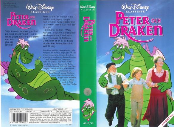 Bildresultat för peter och draken