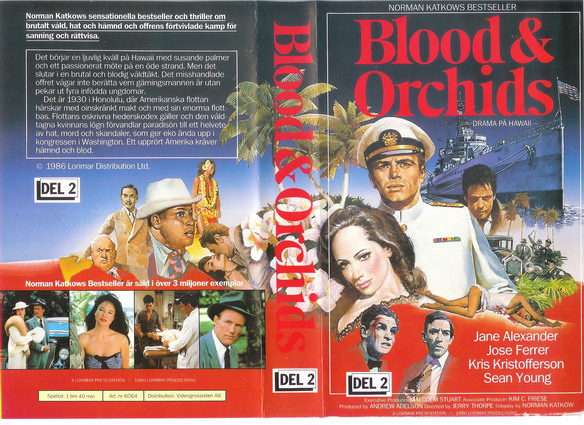 BLOOD & ORCHIDS DEL 2