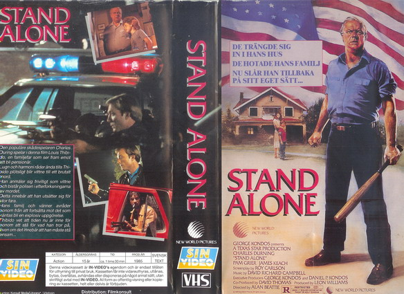 STAND ALONE (VHS)