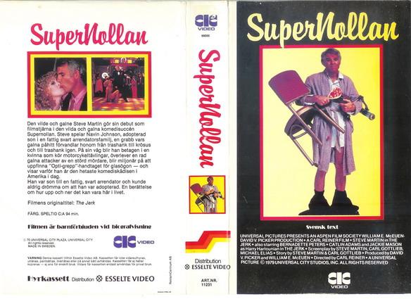 Bildresultat för supernollan vhs