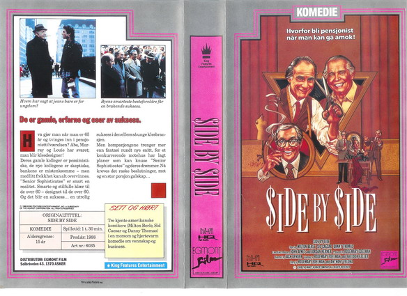 SIDE BY SIDE (VHS)