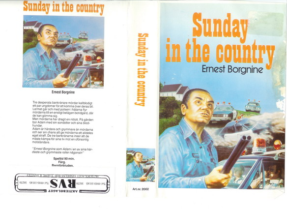2002 SUNDAY IN THE COUNTRY (VHS)