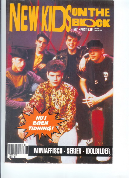 NEW KIDS ON THE BLOCK 1991:1