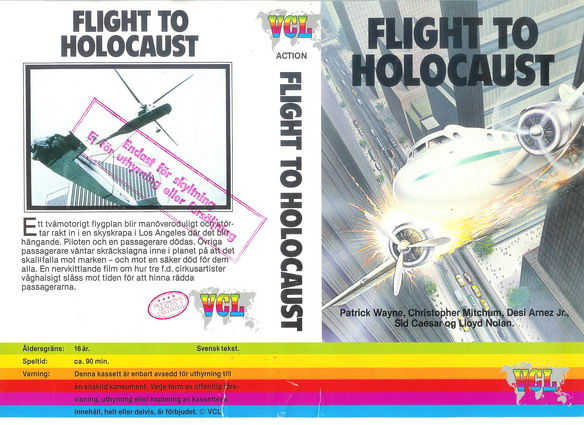 FLIGHT TO HOLOCAUST