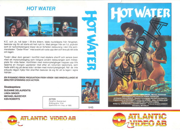 HOT WATER (VHS)