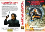 6000 COURIER OF DEATH (VHS)