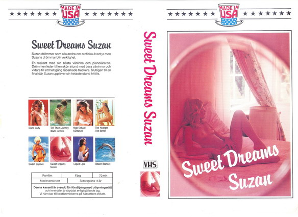 SWEET DREAMS SUZAN