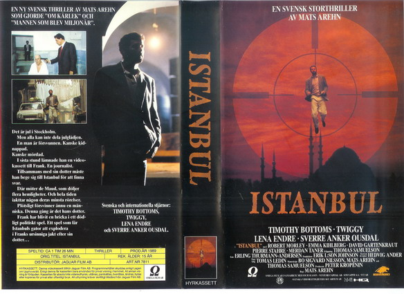 7811 ISTANBUL (VHS)