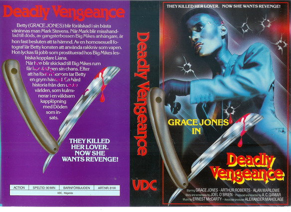 DEADLY VENGEANCE