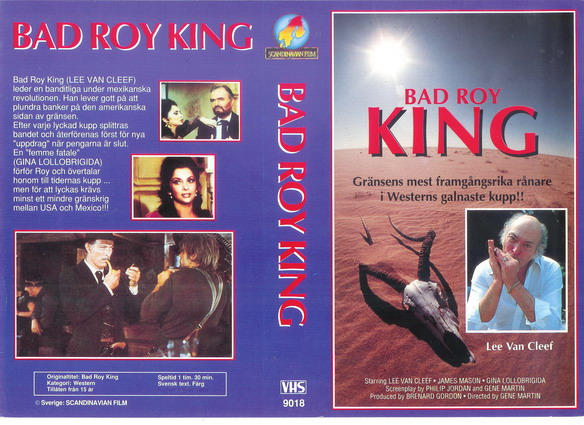 BAD ROY KING