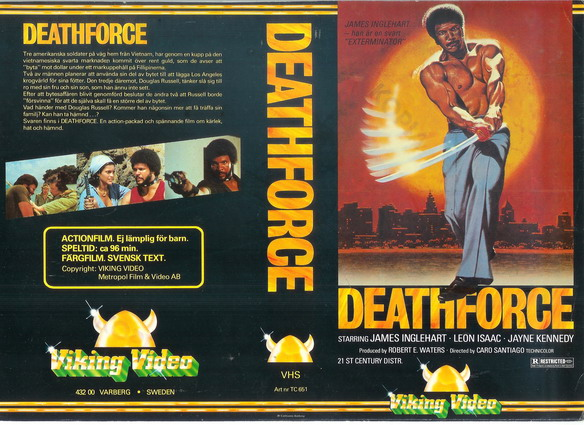 DEATHFORCE (video 2000)