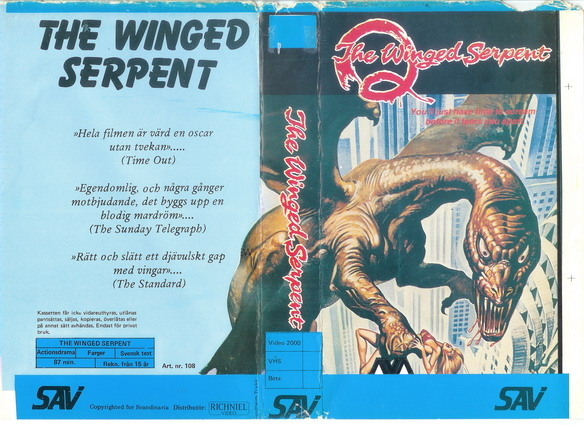 WINGED SERPENT-Q