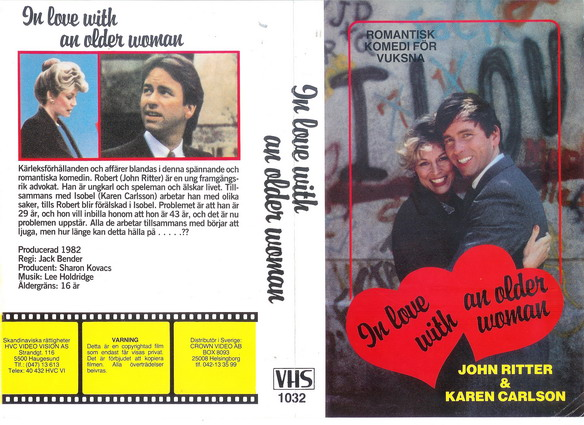 1032 IN LOVE WITH AN OLDER WOMAN (VHS)