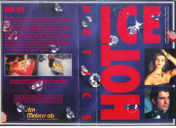 HOT ICE (VHS)