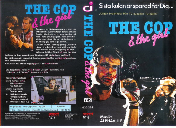 COP AND THE GIRL