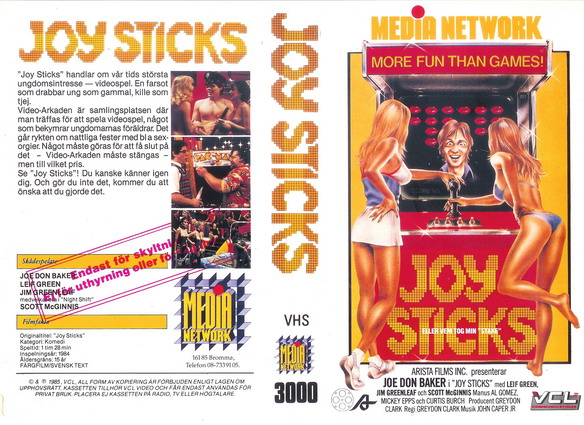 JOY STICKS