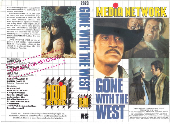 GONE IN THE WEST