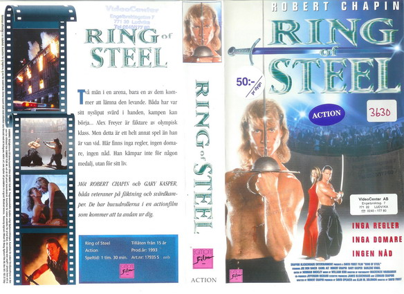 RING OF STEEL (VHS)