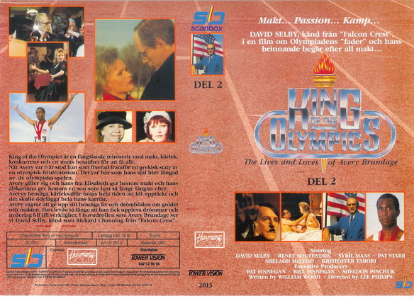 2013 KING OF THE OLYMPICS DEL 2 (VHS)