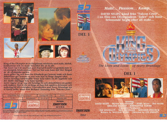 2012 KING OF THE OLYMPICS DEL 1 (VHS)