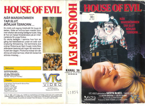HOUSE OF EVIL (beta)