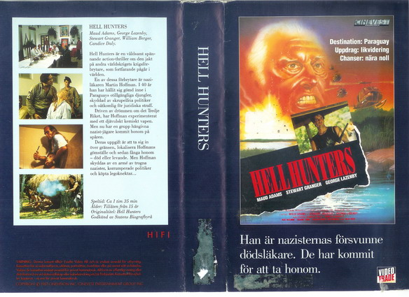 HELL HUNTERS (VHS)