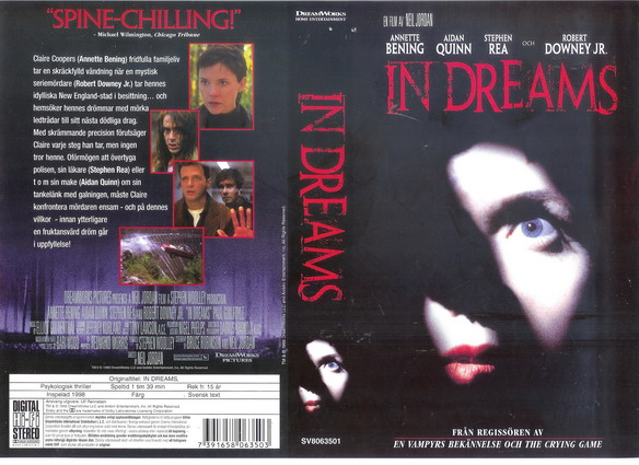 IN DREAMS (VHS)