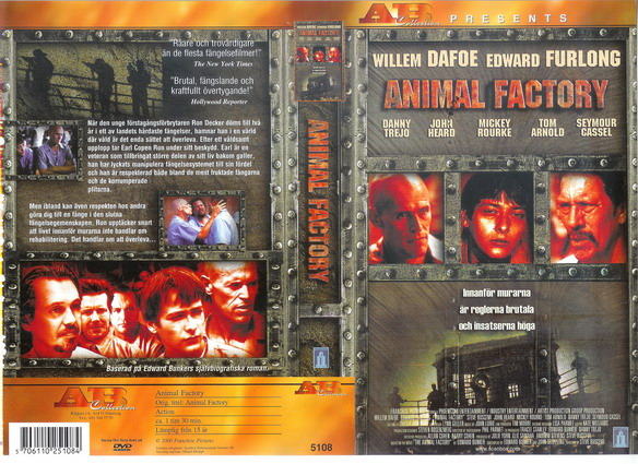 5108 ANIMAL FACTORY (VHS)