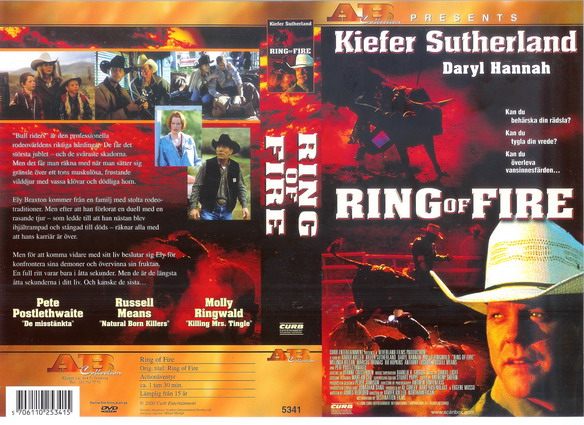 5341 RING OF FIRE (VHS)