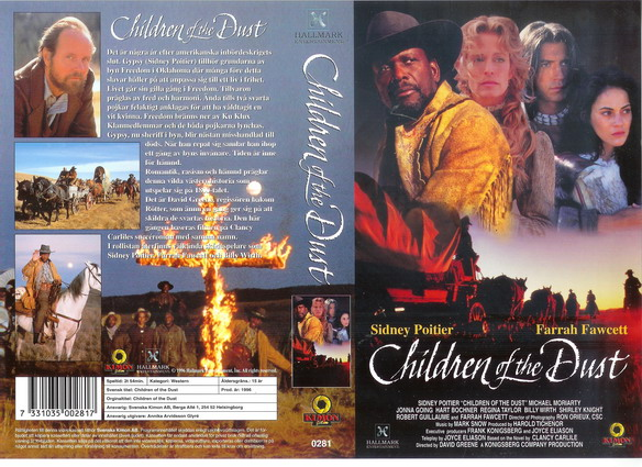 0281 CHILDREN OF THE DUST (vhs)