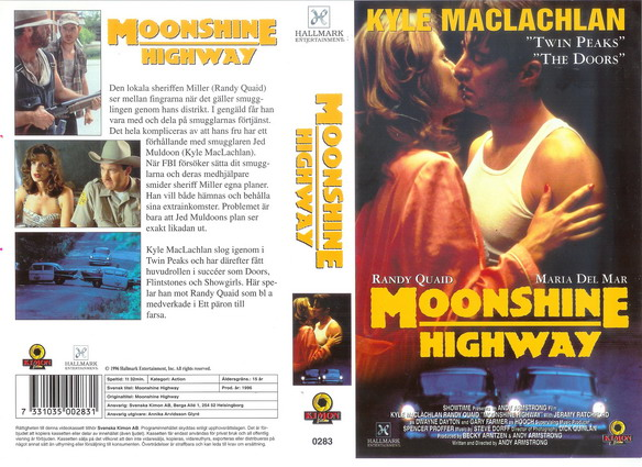 0283 MOONSHINE HIGHWAY (vhs)