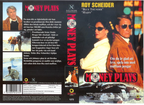 1273 MONEY PLAYS (VHS)