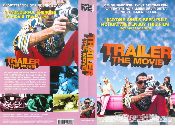 TRAILER THE MOVIE (VHS)
