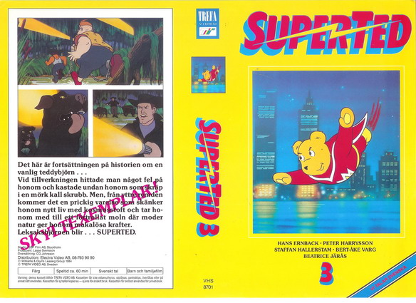 SUPERTED 3