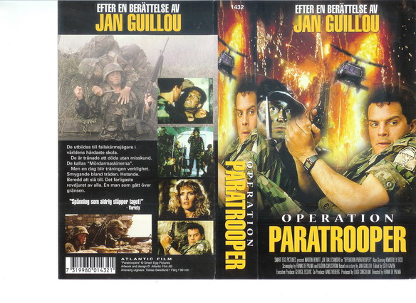 OPERATION PARATROOPER