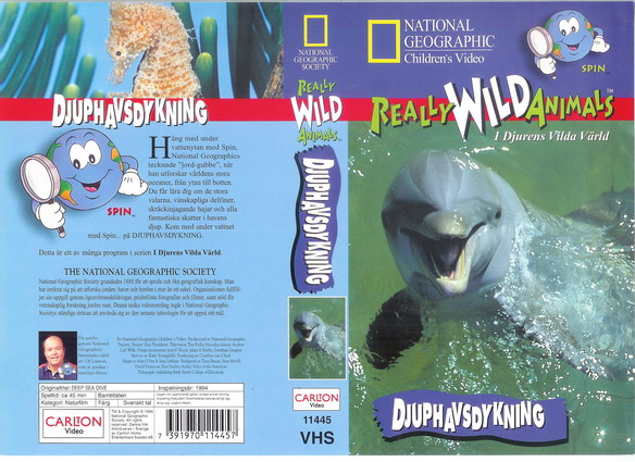 REALLY WILD ANIMALS_DJUPHAVSDYK