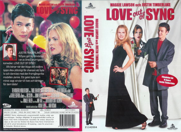 LOVE OUT OF SYNC (VHS)