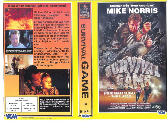 141 Survival Game (VHS)