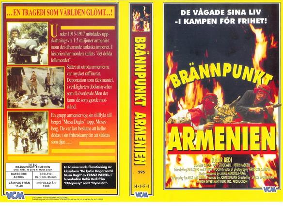 armenier i världen