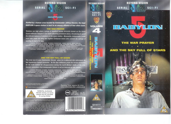 BABYLON 5 Vol 04 (VHS)