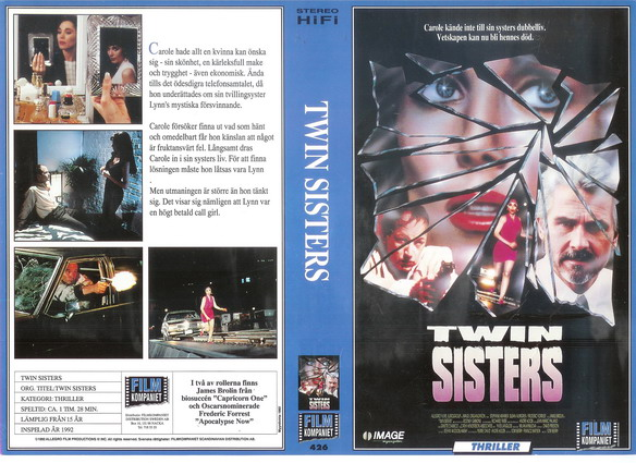 426 TWIN SISTERS (VHS)