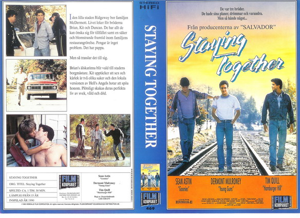 469 STAYING TOGETHER (VHS)