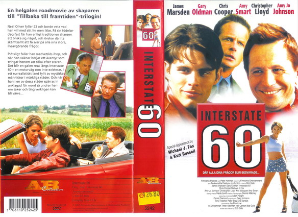5242 INTERSTATE 60 (VHS)