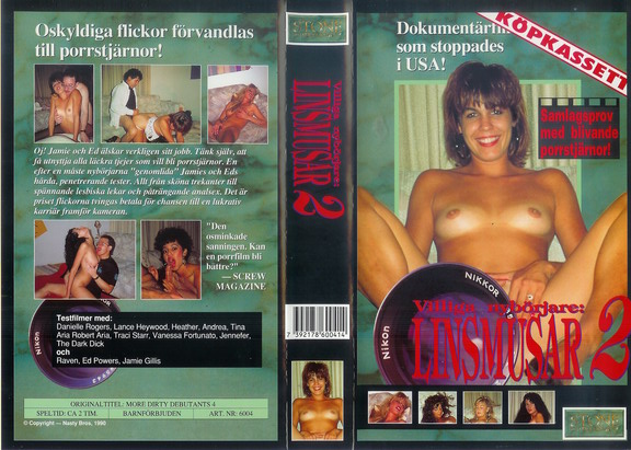 6004 LINSMUSAR 2 (VHS)