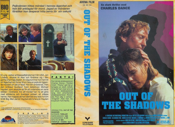 OUT OF THE SHADOWS (VHS)
