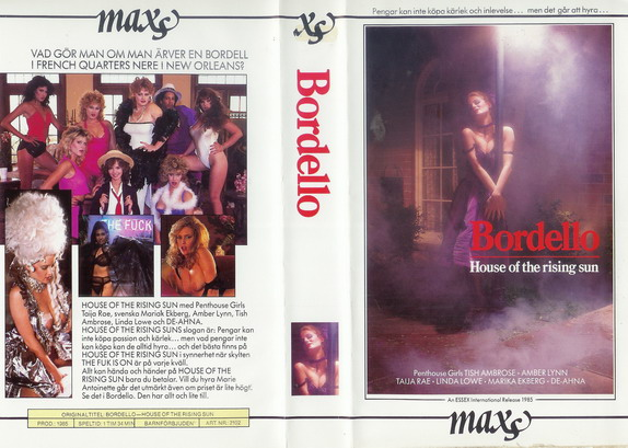 2102 BORDELLO (VHS)