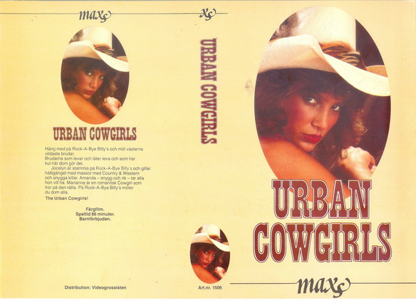 URBAN COWGIRLS (VIDEO 2000)